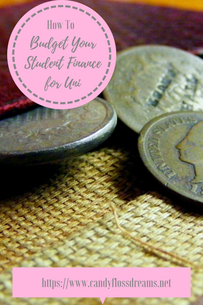 Top Tips to help budget your Student Finance