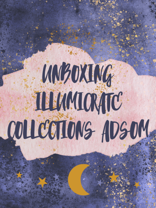 A Darker Shade of Magic: Illumicrate Collections