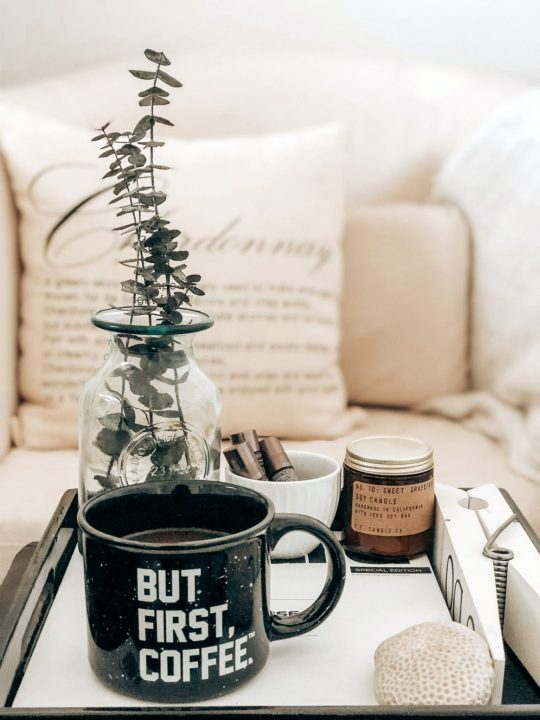 Autumn Hygge in a Family Home