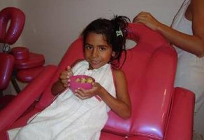 Candy Girl Spa Peluqueria Niñas