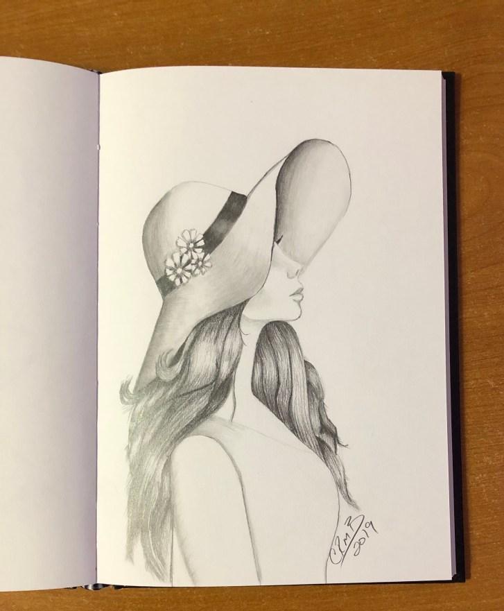 Summer Girl - Sketch