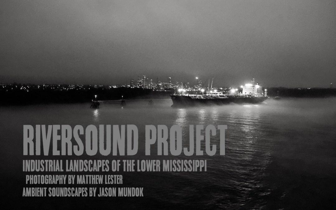 "Matthew Lester & Jason Mundok's ""RiverSound Project"" at The Arch"