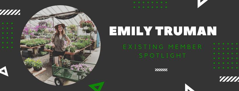 Member Spotlight: Emily Truman