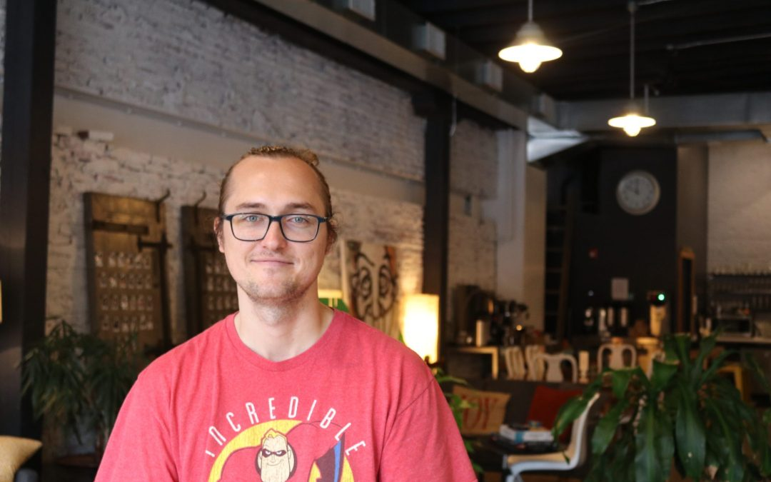 New Member Profile | Edward Danilyuk