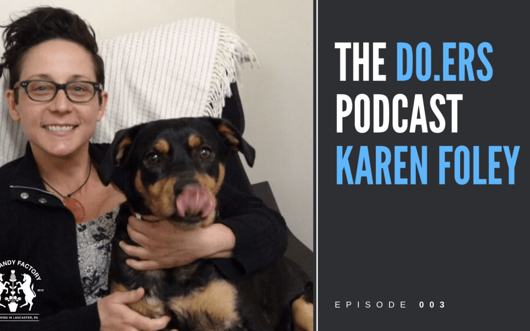 DO.ERS 003 The Importance of the Lancaster LGBTQ+ Coalition with Karen Foley