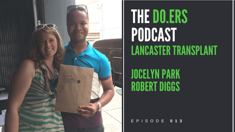 DO.ERS 013 Helping transplants feel welcome with Jocelyn Park and Robert Diggs