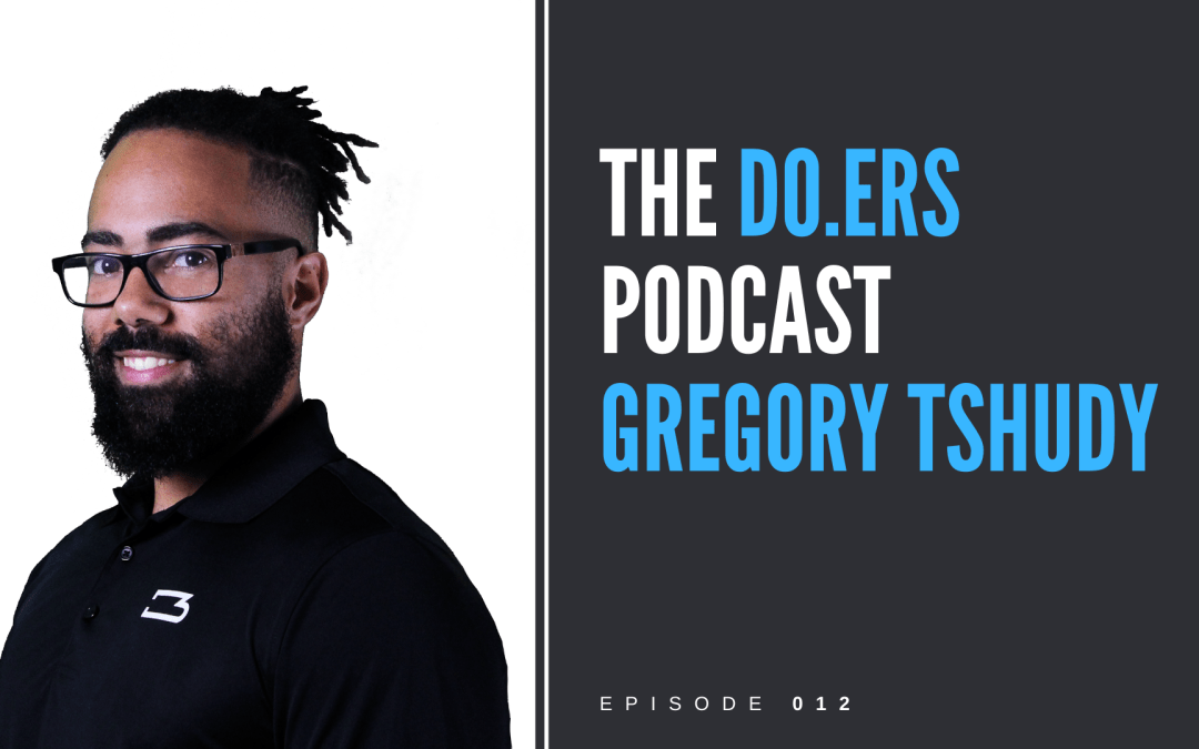 DO.ERS 012 Reaching a state of EpitomeFIT with Gregory Tshudy