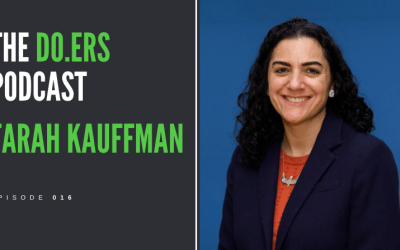 DO.ERS 016 Helping curb the national suicide crisis with Farah Kauffman