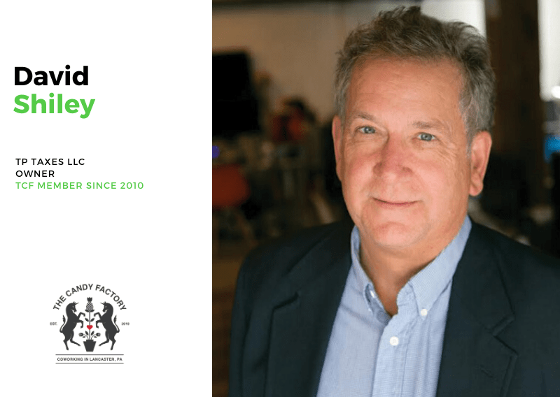 Member Highlight – David Shiley