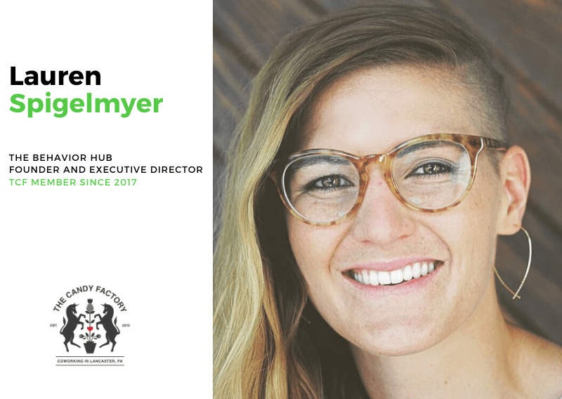 Member Highlight – Lauren Spigelmyer