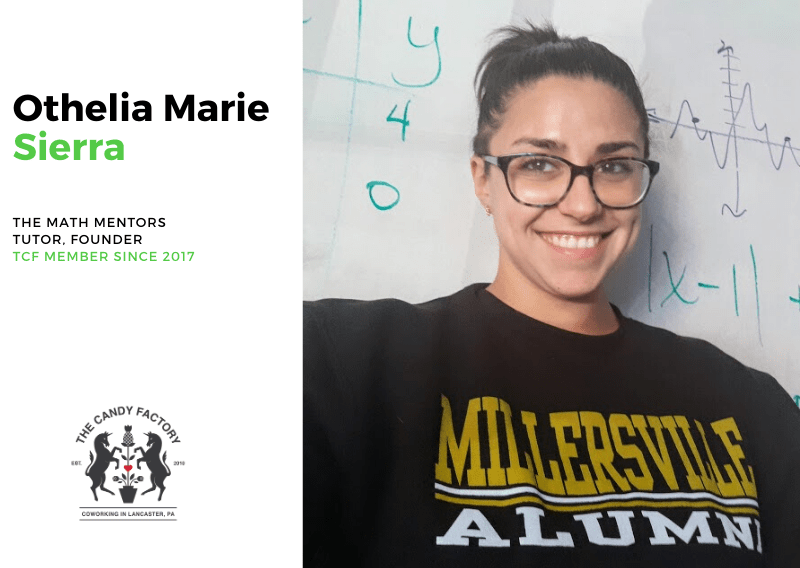 Member Highlight – Othelia Marie Sierra