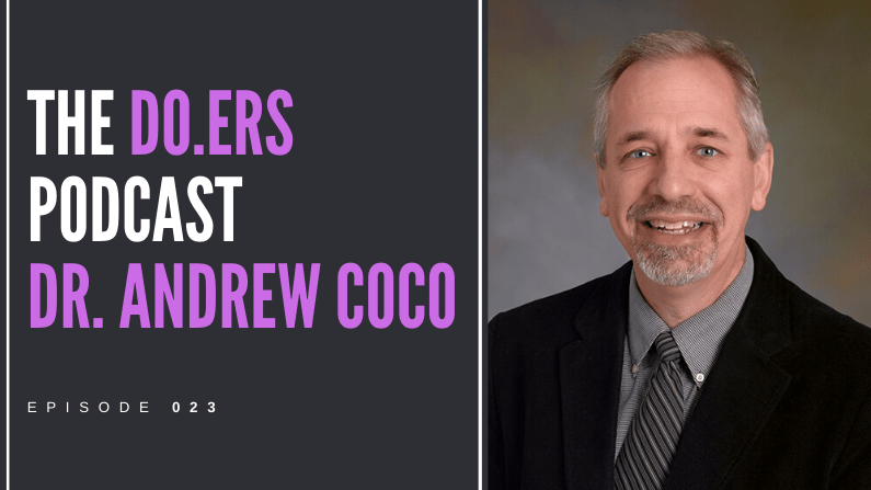 DO.ERS 023 Providing comprehensive care for HIV patients with Dr. Andrew Coco