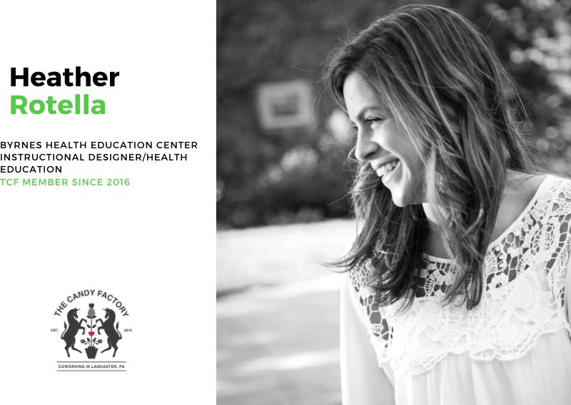 Member Highlight – Heather Rotella