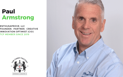 Member Highlight – Paul Armstrong
