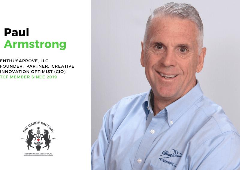 Member Highlight – Paul Armstrong