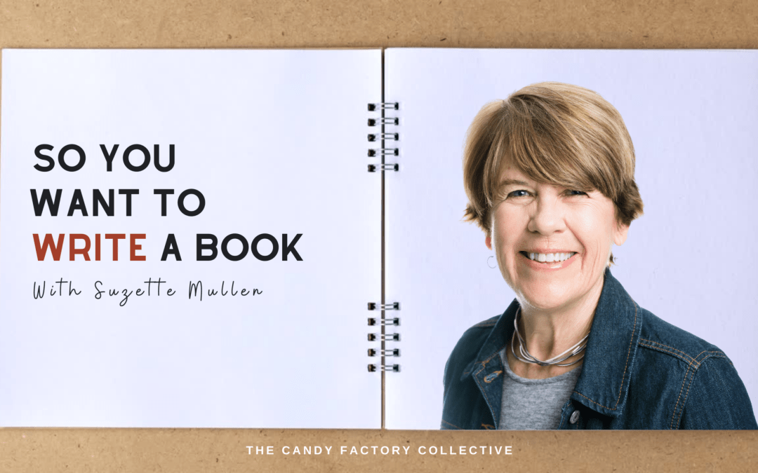 So You Want to Write a Book Ep. 7 Get Clear On Your Deep Why