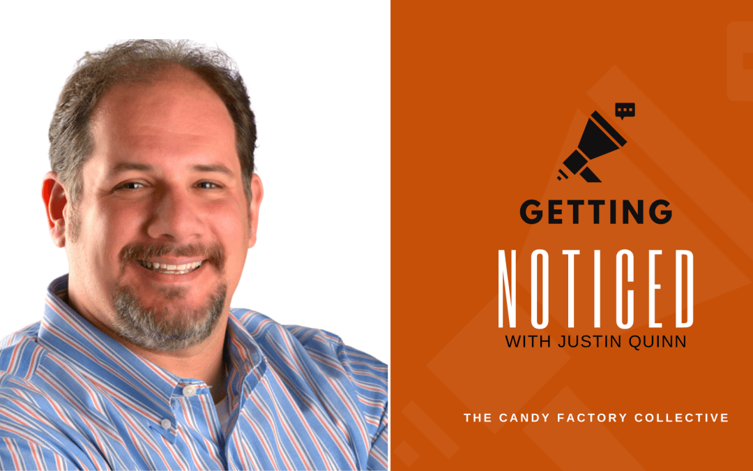 Getting Noticed Ep. 3 Blogging Your Way to Rankings