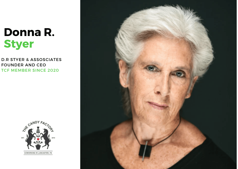Member Highlight – Donna R. Styer