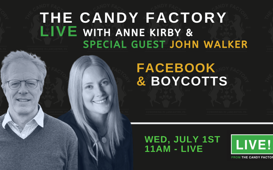 LIVE FROM THE CANDY FACTORY Ep. 2 with John Walker