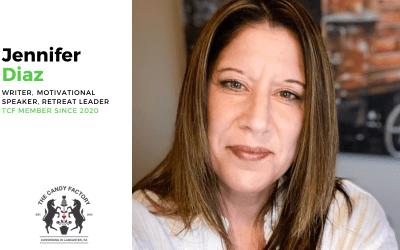 Member Highlight – Jennifer Diaz