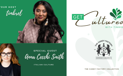 Get Cultured Ep. 6 with Anna Cecchi Smith