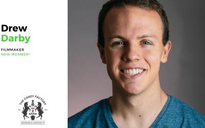 New Member Spotlight – Drew Darby