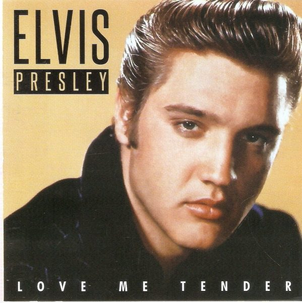 Love me tender Elvis