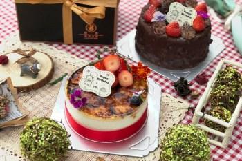 旅禾 泡芙之家 台中生日蛋糕推薦!價格親民又好吃,現在還有推出母親節蛋糕優惠唷~