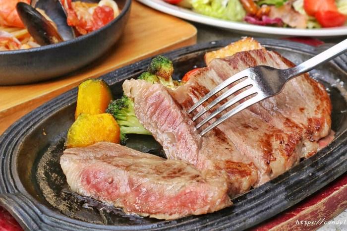 WIRED TOKYO 台中店│隱藏在書店裡的優質餐廳,排餐好吃,環境也很棒,台中約會、聚餐推薦~