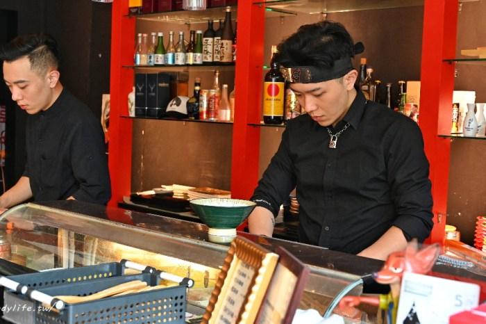 台中人氣日本料理,小鮮肉老闆超級帥!限量隱藏版北海道三色丼必點,晚來吃不到!