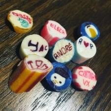 Sugarox dulce personalizado