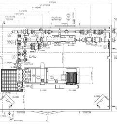 general arrangement drawing ga process instrumentation diagram [ 1500 x 877 Pixel ]