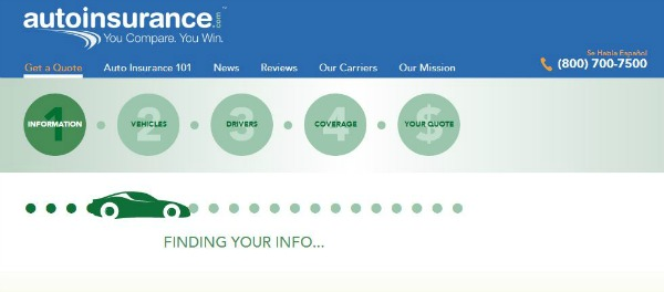 Comparing Auto Insurance Rates With AutoInsurance.com