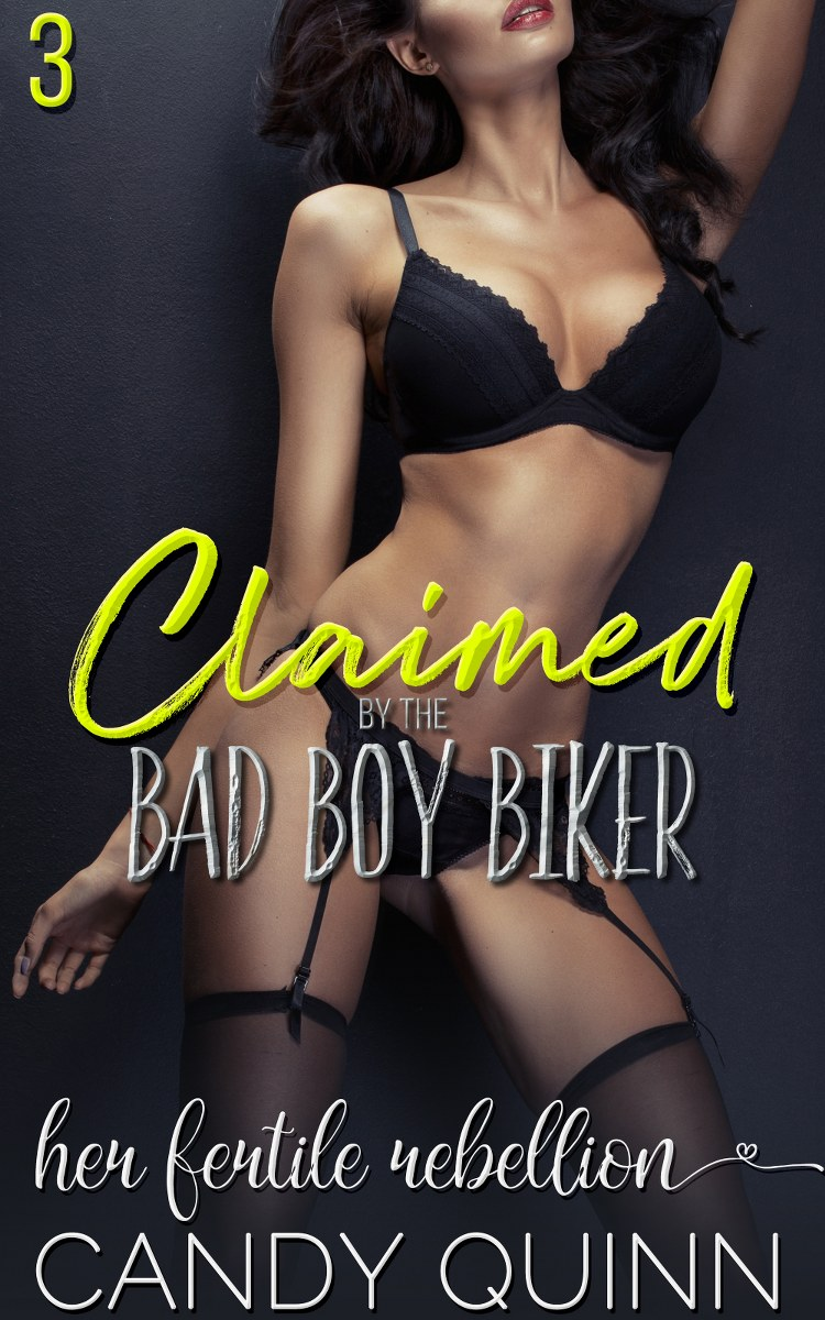 Claimed by the Bad Boy Biker 3