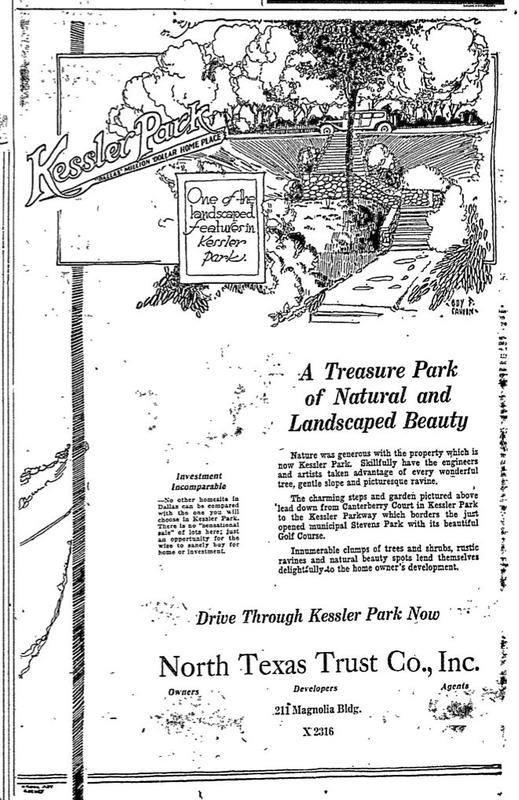 Nothing's Set in Stone For Kessler Park Stairway