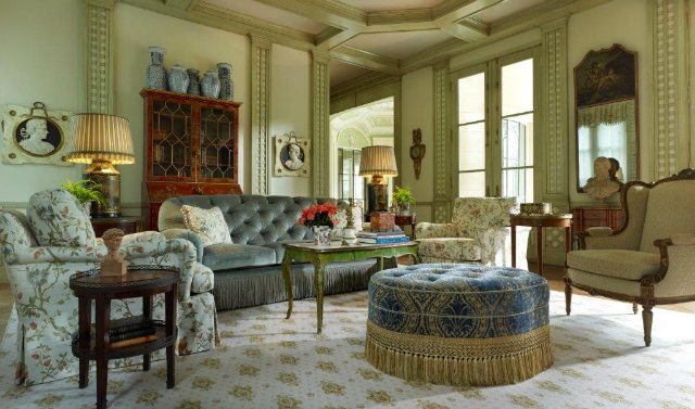 Barry Williams Design Marries History Dazzling Style To