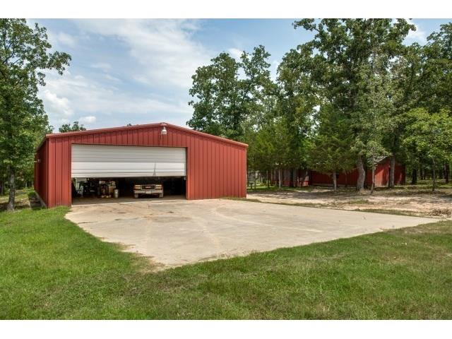 Huge metal building could be converted to a barn.Perfect for sto
