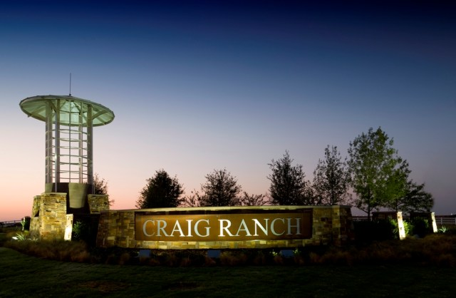 Photo courtesy Craig Ranch