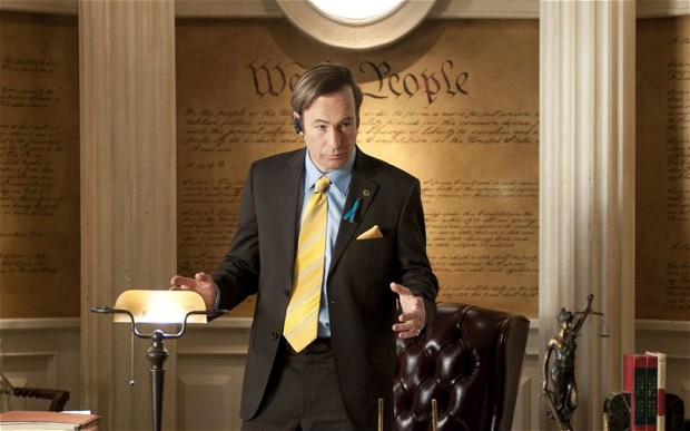 Condo columnist Jon Anderson, like Bob Odenkirk of 'Better Call Saul,' is not a real lawyer. But he can read, so there's that.