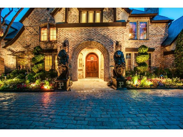 5009 Spanish Oaks Entry