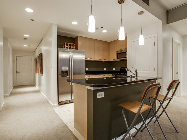 1200 Main #409 Kitchen