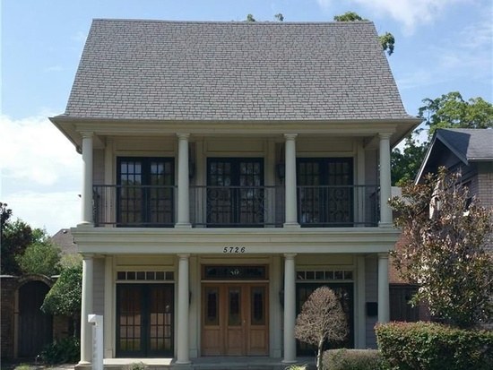 This two-story colonial at 5726 Vickery boasts gourmet kitchen, huge media room with wet bar and a balcony off the master bedroom. It is in the Lee Elementary attendance zone.