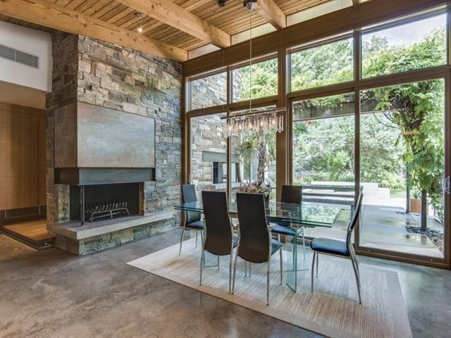 Contemporary Midcentury Modern