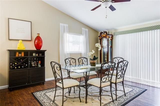 Find Updated Style in this ThreeBedroom Northwest Dallas