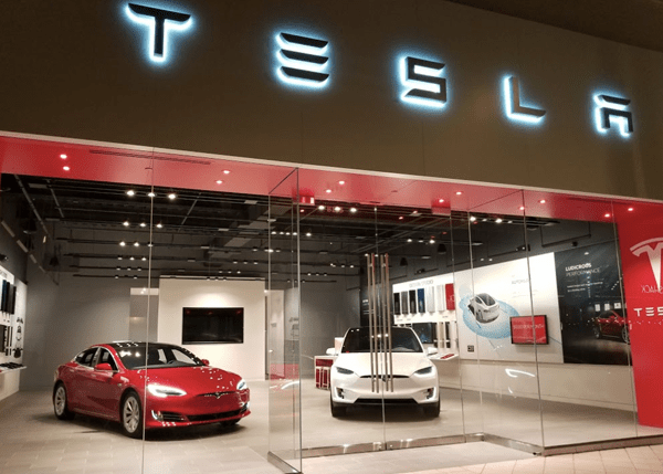 Tesla Legacy West Plano