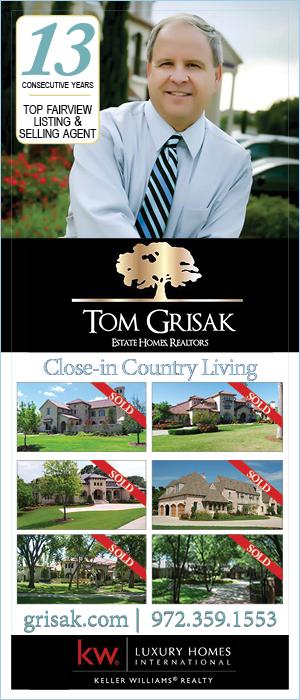 Tom Grisak Fairview Neighborhood Ad