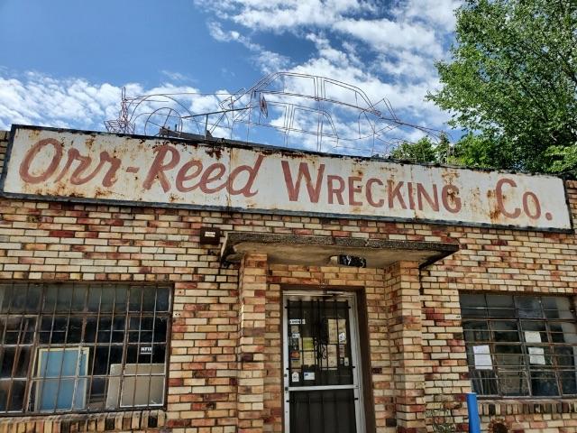 Orr-Reed