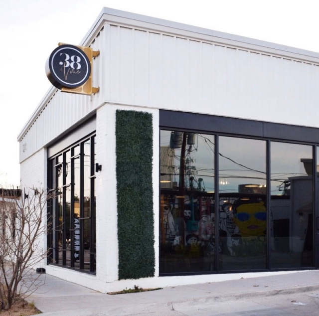 Thirty-Eight and Vine is a new wine bar from Sam and Jennifer Demel