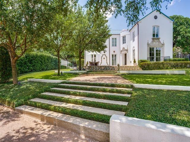 majestic Mediterranean mansion
