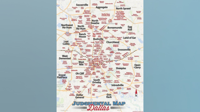 Could Bay Area Liberals Invade Dallas And Preston Hollow Candysdirt Com Welcome to six maps, an online mapping tool for nsw. could bay area liberals invade dallas